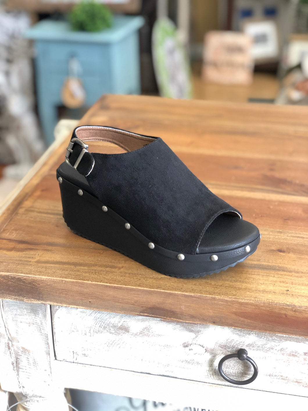 Boutique by Corkys Westbrook in Black