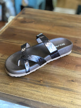 Load image into Gallery viewer, Boutique by Corkys Santa Ana Sandals in Pewter