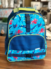 Load image into Gallery viewer, Stephen Joseph All Over Print Backpack in Shark