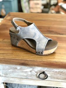 Boutique by Corkys Ingrid in Pewter - June Adel