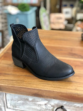 Load image into Gallery viewer, Pierre Dumas Rimini-5 Ankle Boot in Black - June Adel