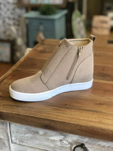 Load image into Gallery viewer, Boutique by Corkys Killeen Sneakers in Taupe