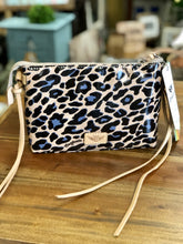 Load image into Gallery viewer, Consuela Midtown Crossbody in Blue Jag