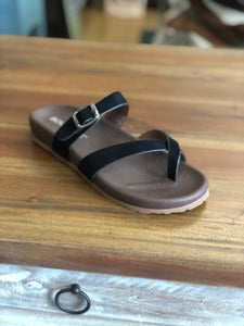 Boutique by Corkys Heavenly Sandals in Black