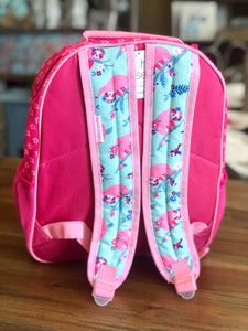 Stephen Joseph All Over Print Backpack in Pink Sloth