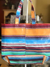 Load image into Gallery viewer, Consuela Grab N' Go Basic Tote Bag in Deanna Stripe