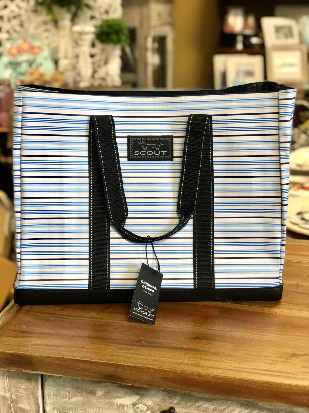 Scout Original Deano Tote Bag in Out of the Blue