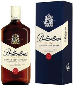 Ballantine´s - Finest 8 Años - Blended Scotch Whisky - Escocia - 1000cc