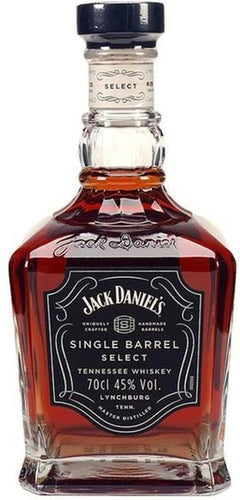 Jack Daniel´s - Single Barrel - Tennessee Whiskey - EEUU - 750cc