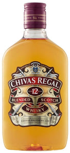 Chivas Regal - 12 Años - Blended Scotch Whisky - Escocia - 500cc