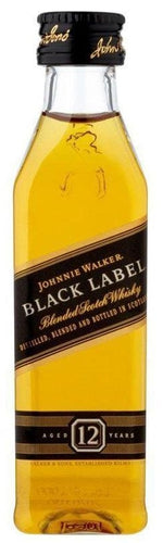 Johnnie Walker - Black Label - Blended Scotch Whisky - Escocia - 50cc