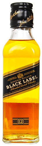Johnnie Walker - Black Label - Blended Scotch Whisky - Escocia - 200cc