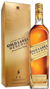 Johnnie Walker - Gold Reserve - Blended Scotch Whisky - Escocia - 750cc