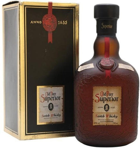 Old Parr - Superior - Scotch Whisky - Escocia - 750cc