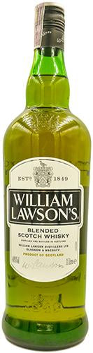 William Lawson's - Blended Scotch Whisky - Escocia - 1000cc