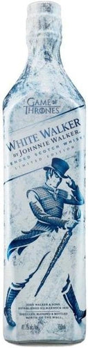 Johnnie Walker - White Walker (Limited Edition) - Blended Scotch Whisky - Escocia - 750cc