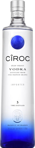 Cîroc - Vodka - 5 Times Distilled - Francia - 1000cc