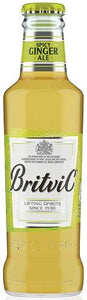 Britvic - Spicy Ginger Ale - Inglaterra - 200cc
