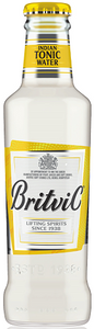 Britvic - Agua Tónica - Indian Tonic Water - Inglaterra - 200cc