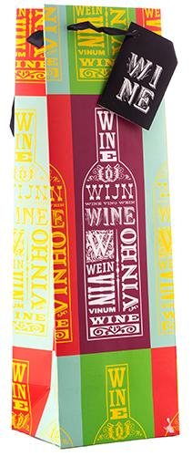 Wine - Multi Color - Bolsa Vino