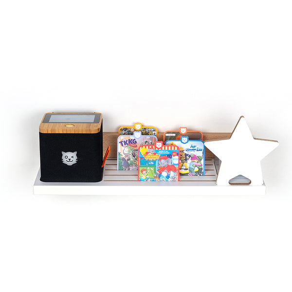 BOARTI® tigerbox Wandregal - Stern