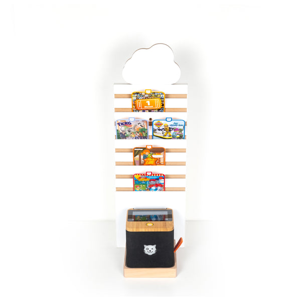 BOARTI® tigerbox Tower - Wolke