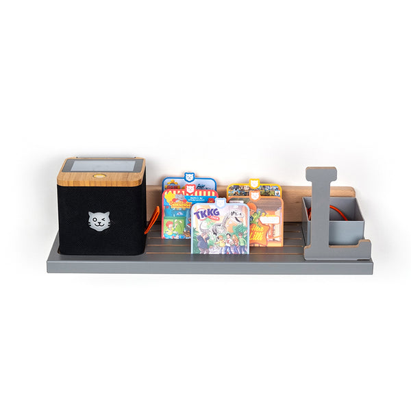 BOARTI® tigerbox Wandregal - Buchstabe L