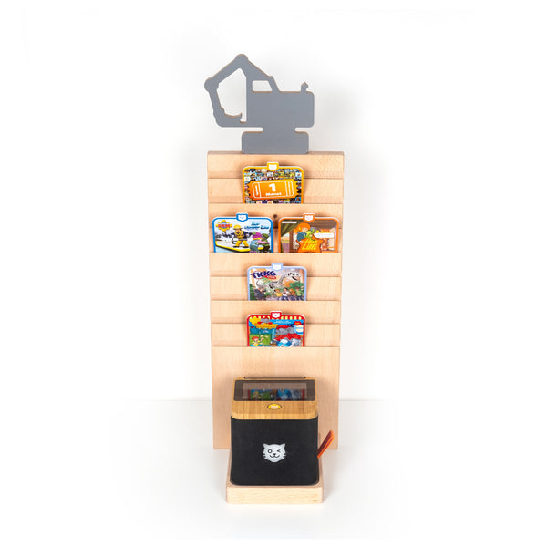 BOARTI® tigerbox Tower - Bagger
