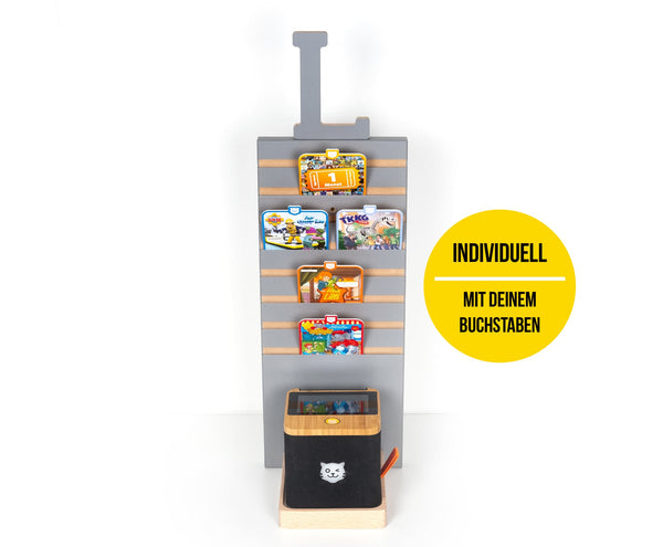 BOARTI® tigerbox Tower - Buchstabe L