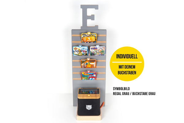 BOARTI® tigerbox Tower - Buchstabe H-N