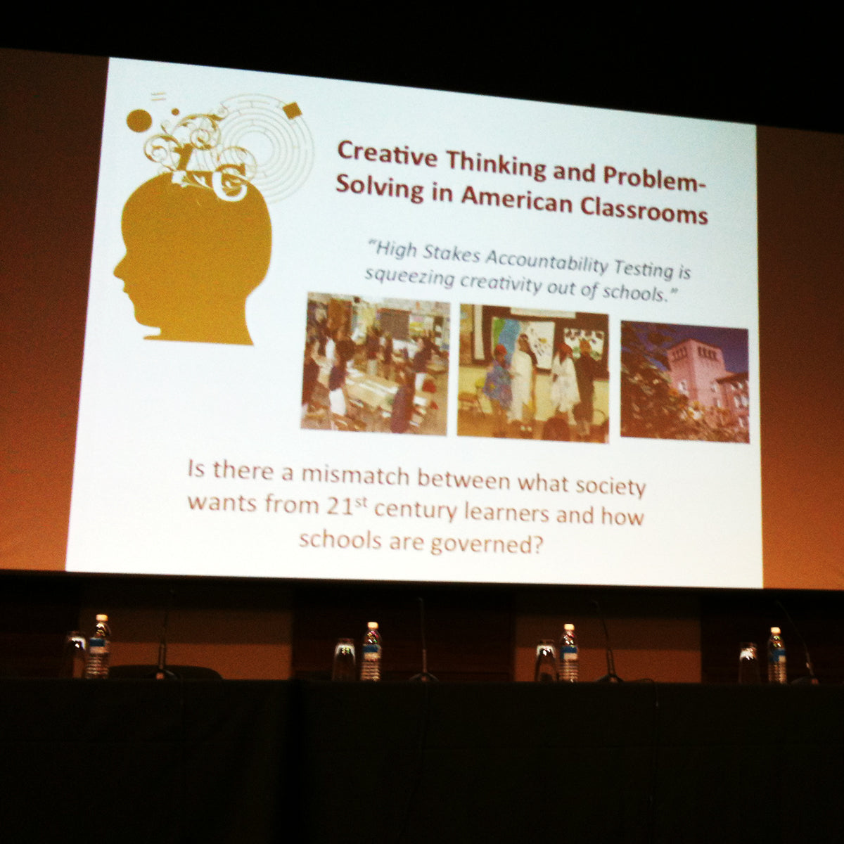 Art, Science and the Brain: New Models of Learning for the