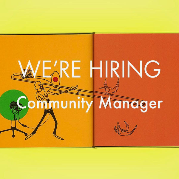 We're Hiring a Community Manager at Twenty One Toys