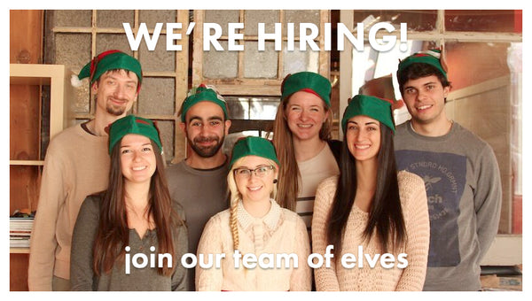 We're Hiring at Twenty One Toys