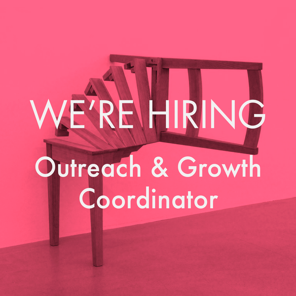 We're hiring an Outreach and Growth Coordinator with a Heart of Gold at Twenty One Toys!
