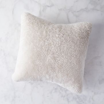 Natural Sheepskin Pillow
