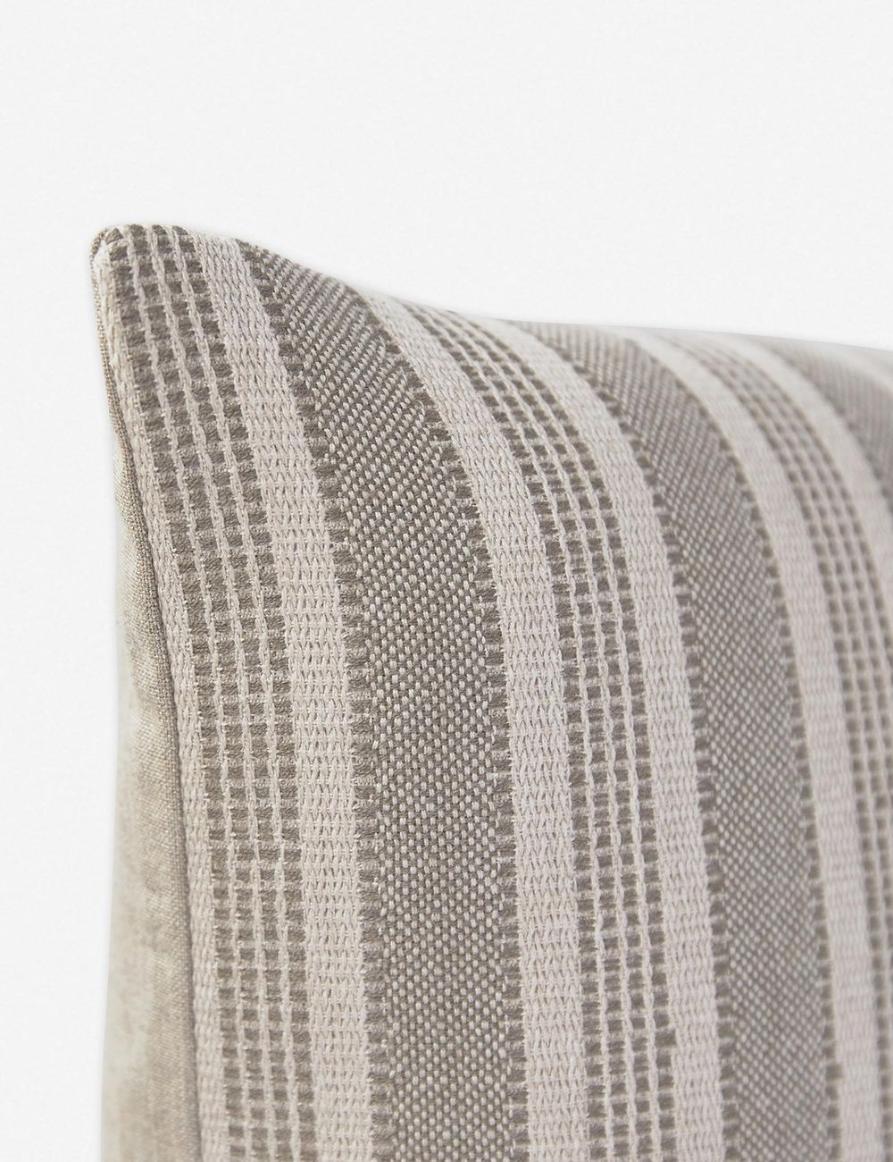 AMIDA INDOOR / OUTDOOR PILLOW, STONE
