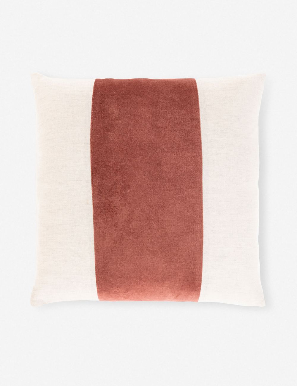 NANCE PILLOW, RED