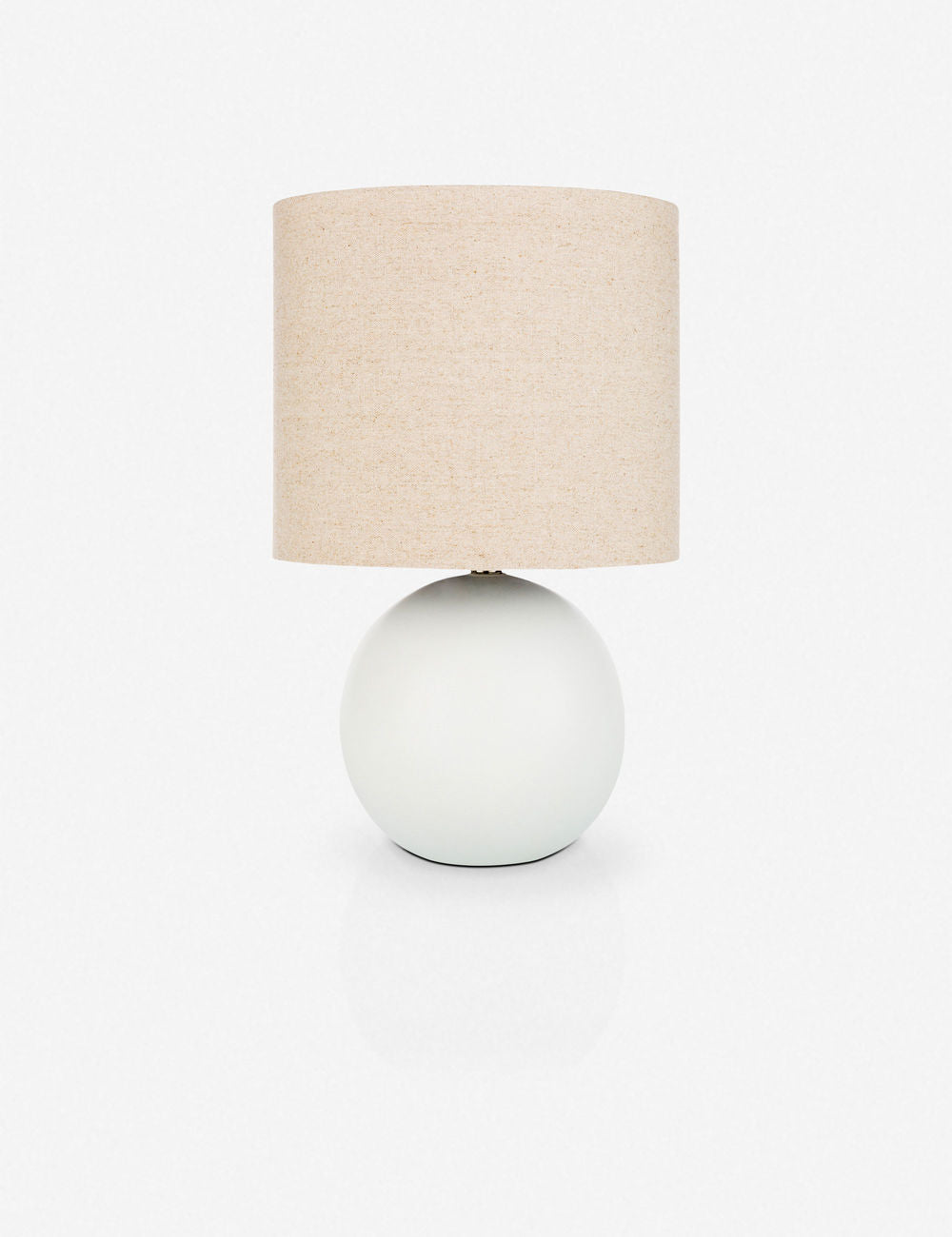 VIVIENNE TABLE LAMP, STONE