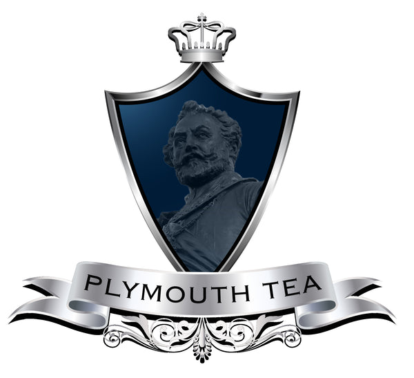 Large Plymouth Tea Logo