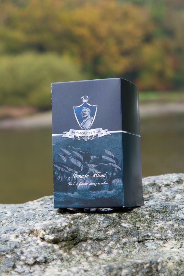 Plymouth Tea - Armada Blend Loose Leaf