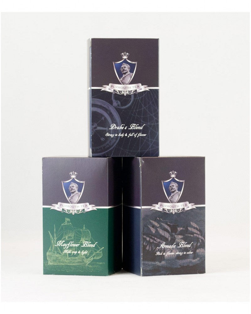 Loose Leaf Selection of Teas - Set of 3