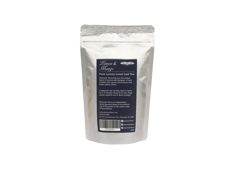 Lemon & Mango - Loose Leaf Tea - 125g