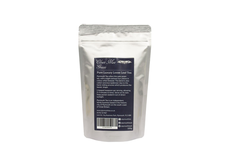 Chun Mee Green - Loose Leaf Tea - 100g