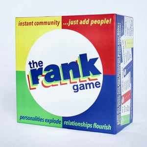 The Rank Game Bundle –– CULTURE VULTURE PACK IS YOURS FREE!