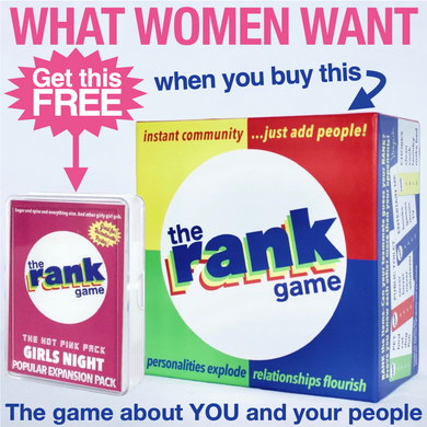 The Rank Game Bundle -- GIRLS NIGHT PACK IS YOURS FREE!