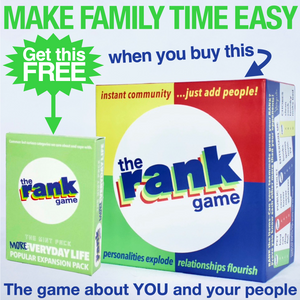 The Rank Game Bundle -- MORE EVERYDAY LIFE PACK IS YOURS FREE!