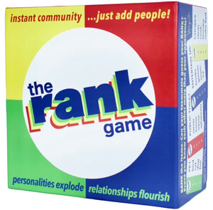"The Rank Game –– 🏆🏆 Toy Fair New York 2020 ""Favorite Pick"" Award"
