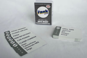 Guys Night: The Grey Expansion Pack & Standalone Pack for The Rank Game