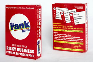 Risky Business: The Red Expansion Pack for The Rank Game