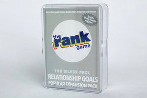 The Rank Game Bundle –– RELATIONSHIP GOALS PACK IS YOURS FREE!